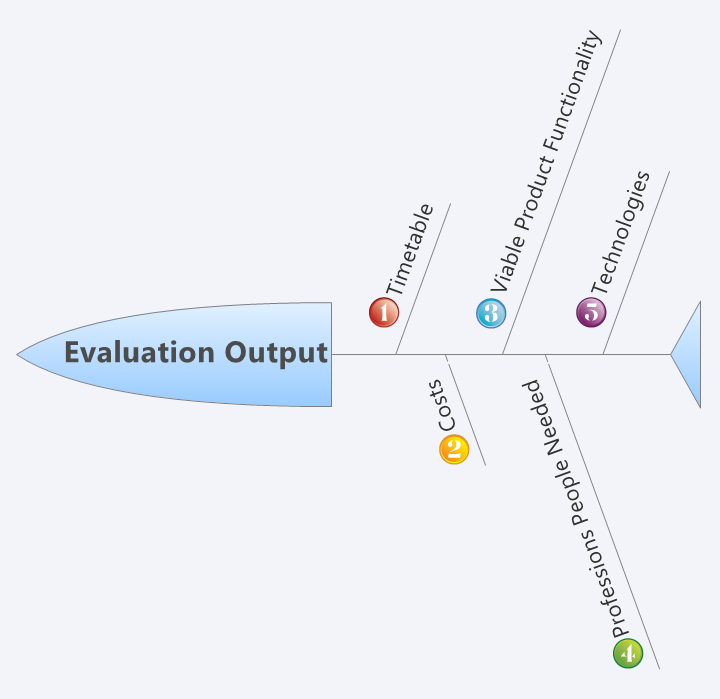 A Startup CTO's Evaluation Output Process